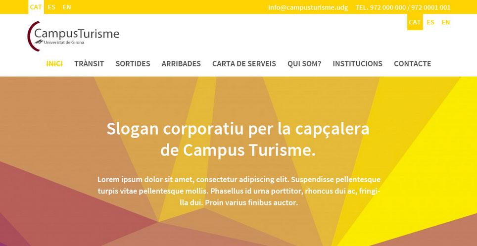Descantia La Seva Pagina Web Autogestionable A Girona